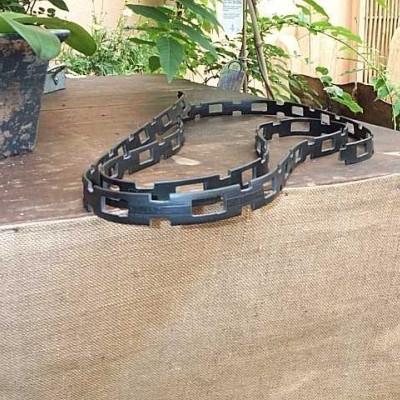 Opbindingsbånd 'kædestrop' - 25 mm. bred x 1 mtr. Lang  (Begrænset Lager)