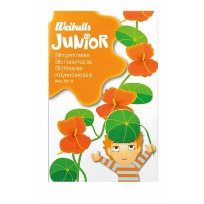 Weibulls Junior - Blomsterkarse (W3915)