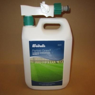 Weibulls  Perfekt Græs Mossa-P -  2,5 liter  (WB52110) Udgår