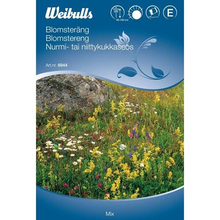 Blomstereng - Mix 10 gram - Frø (W6944)