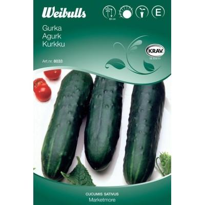 Agurk - Cucumis Sativus - Marketmore - Frø (W8033)