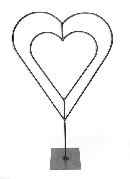 Stor dobbelt hjerte