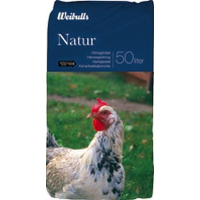 Weibulls Hønsegødning 40 ltr. ((ca. 25-30 kg.) (WB4338)
