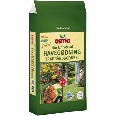 Osmo Bio Universal Havegødning 6-2-6, 10 kg (OS)