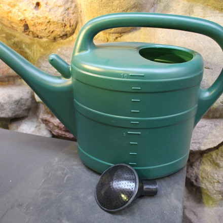 Vandkande med bruser, grøn 10 ltr.