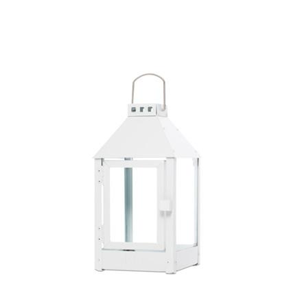 Lanterne MINI / Hvid 17 x 17 x 33,5