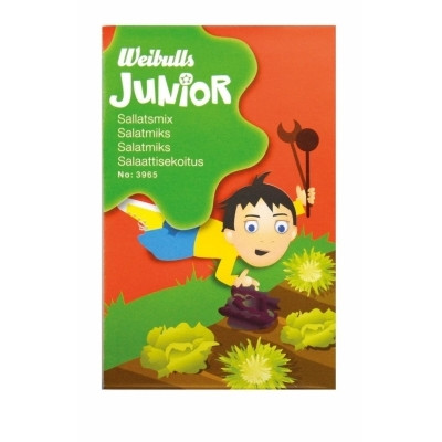 Weibulls Junior - Salatmix (W3965)
