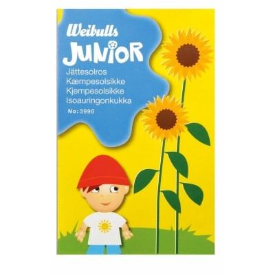 Weibulls Junior - Kæmpesolsikke (W3990)