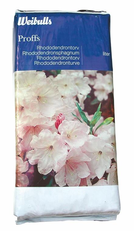 Weibulls Rhododendronsphagnum - Proffs 300 L (W730450)