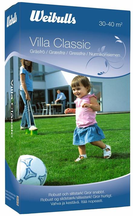 Weibulls Villa Classic Græsfrø 1 kg. (W838849)