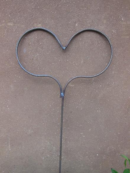 Hjerte H-100 cm