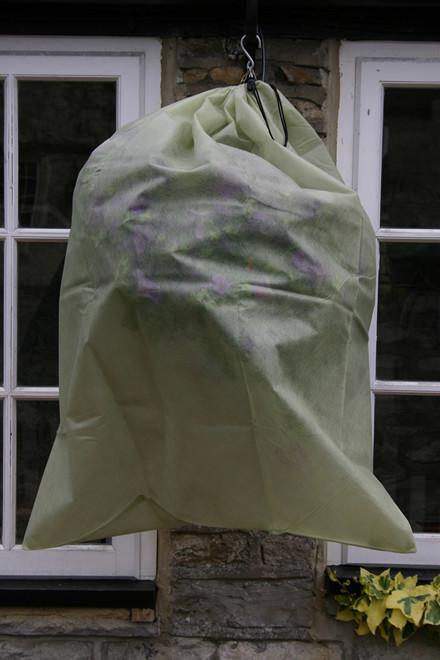 Fiberdugpose, medium 3 stk pakning (xfleece020101/cl:10)