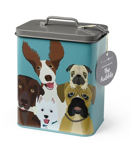 Boks til hunde foder Burgon & Ball UK(GCR/DOG)