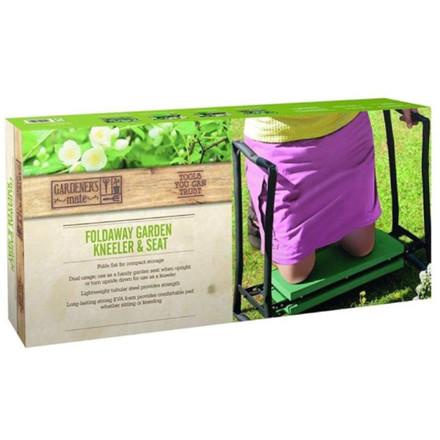Foldaway Garden Kneeler & Seat.