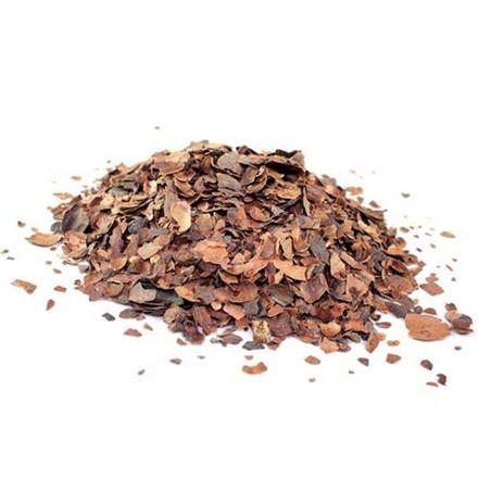 Biologisk Kakao-flis 40x50 ltr. Hel palle