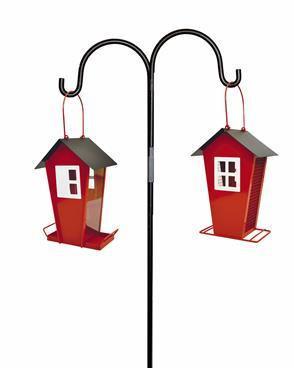 Ophæng til to lanterner. (WB762183)