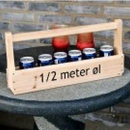 ½ Meter øl
