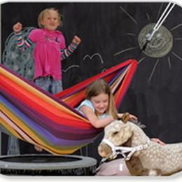 Chico rainbow Børnehængekøje.