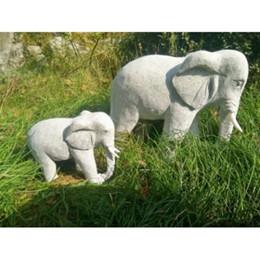 Elefant grå granit (Gr. 540)