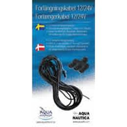 Forlængerkabel/ledning 7,5 m
