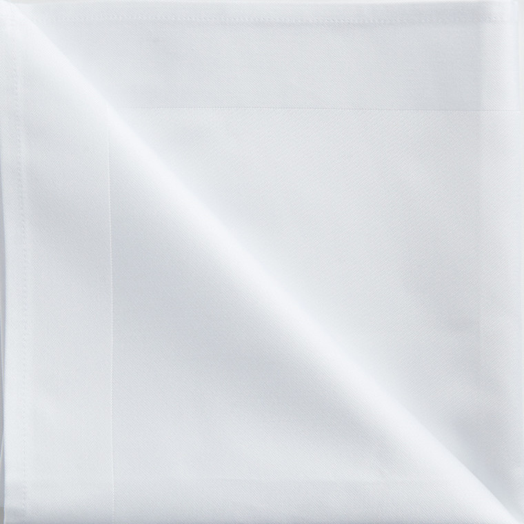 SERVIETTE White
