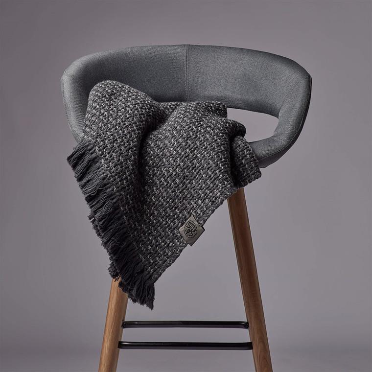 Cosy Cotton Grey/Black