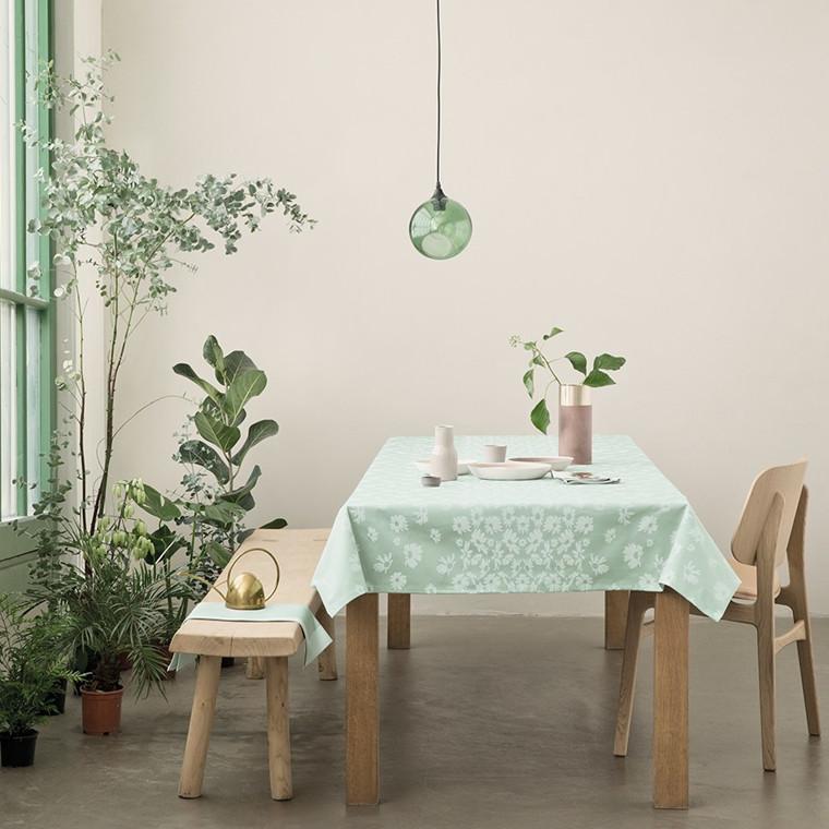 DAISY tablecloths Fennel