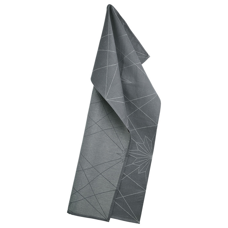 FINNSDOTTIR tea towels Dark Grey