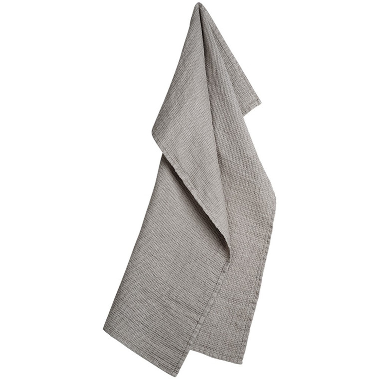 LINEN viskestykker Light Grey