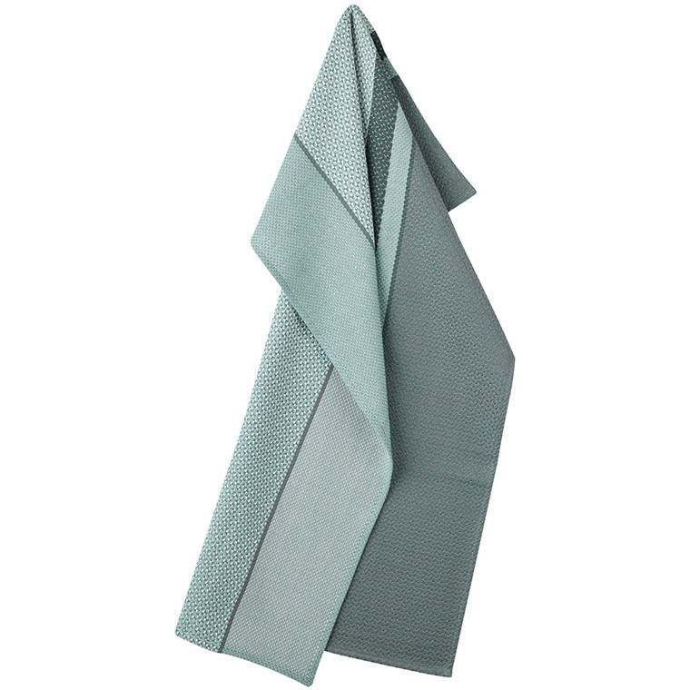 NORS tea towels Sea Green