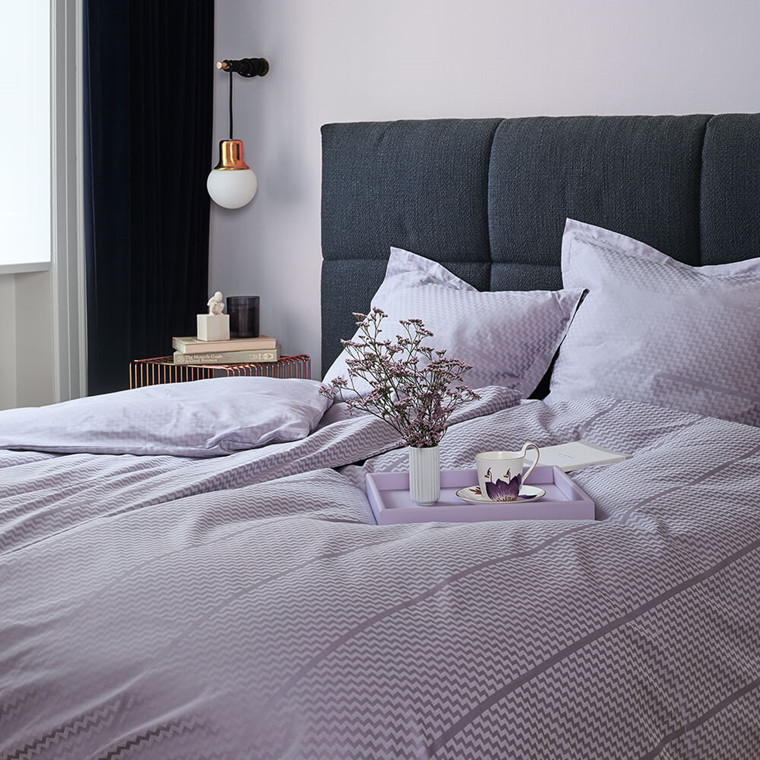 TRIPP bed linen  Dusty Lavender