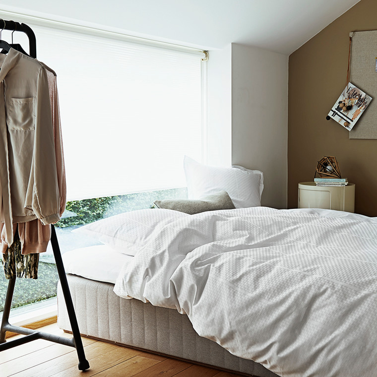 TRIPP BED LINEN white
