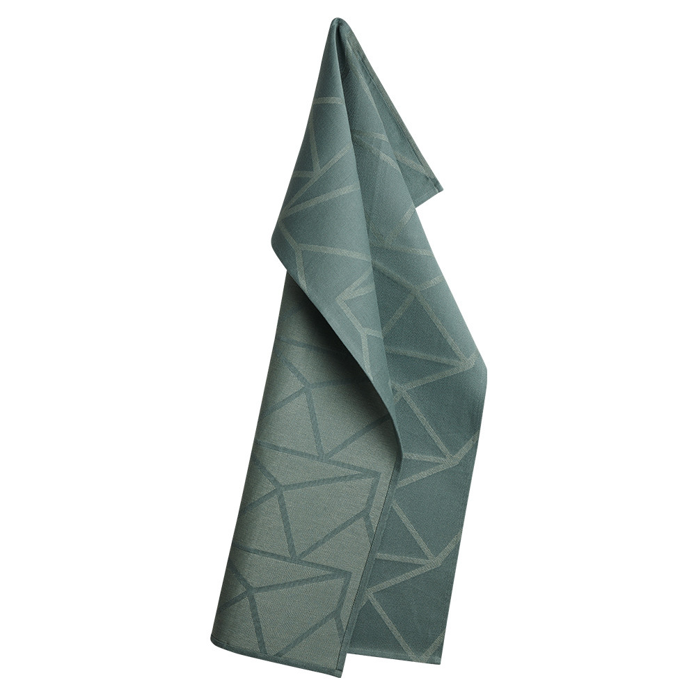 ARNE JACOBSEN tea towels Jade Green