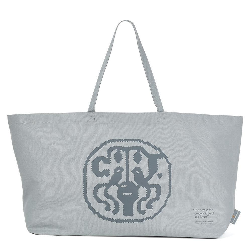 CANVAS BAG with logo big