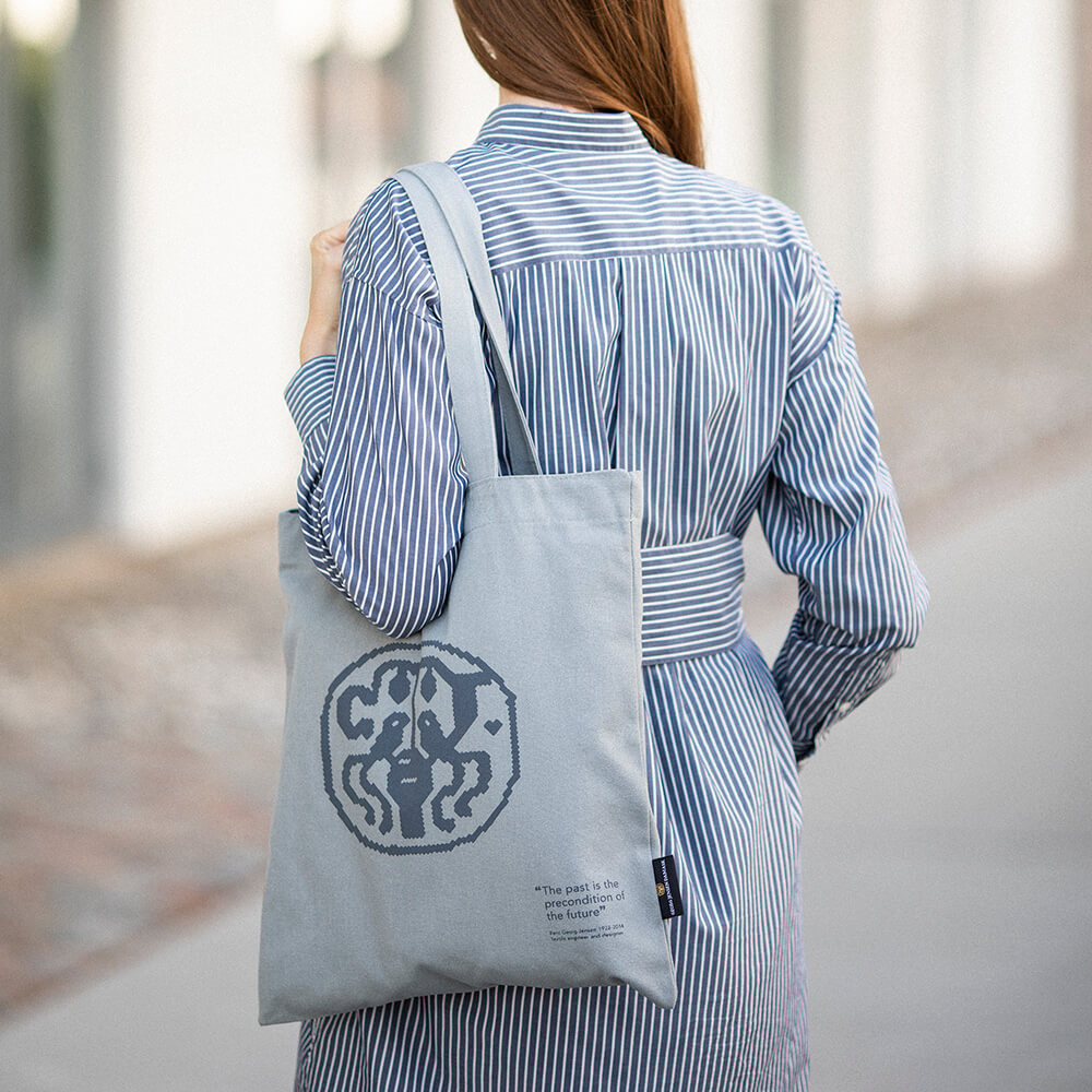 CANVAS BAG with logo