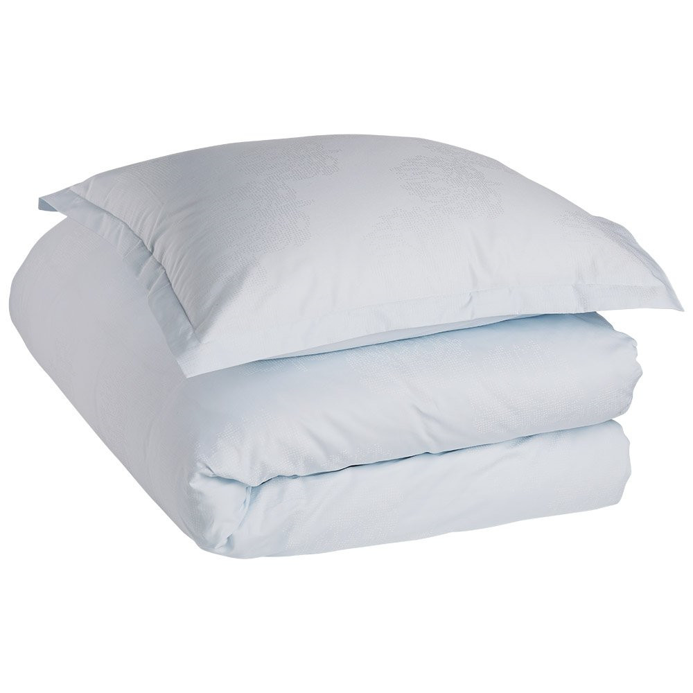 CLOVER sengetøj Cloud Blue
