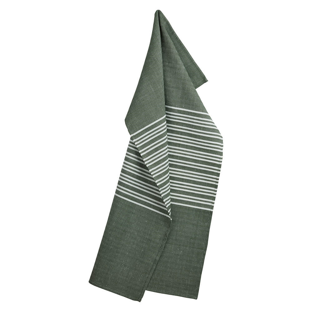 HORIZONTAL Geschirrtucher Army Green