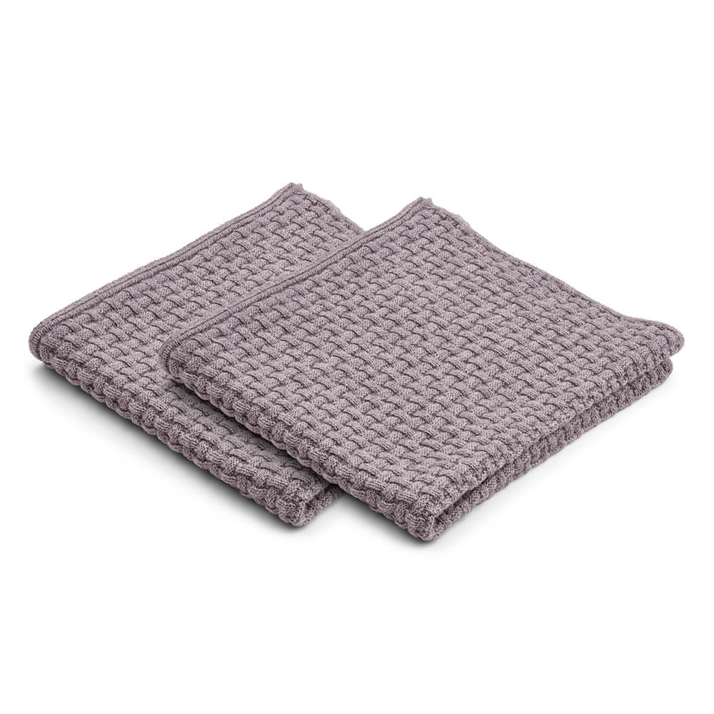 NORS dishcloth  Dusty Lavender