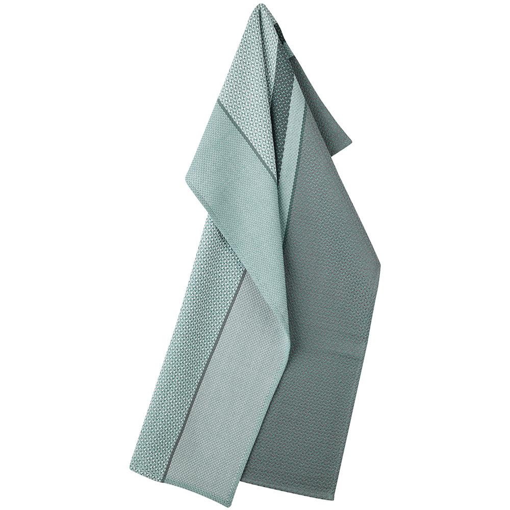 NORS tea towels Sea Green
