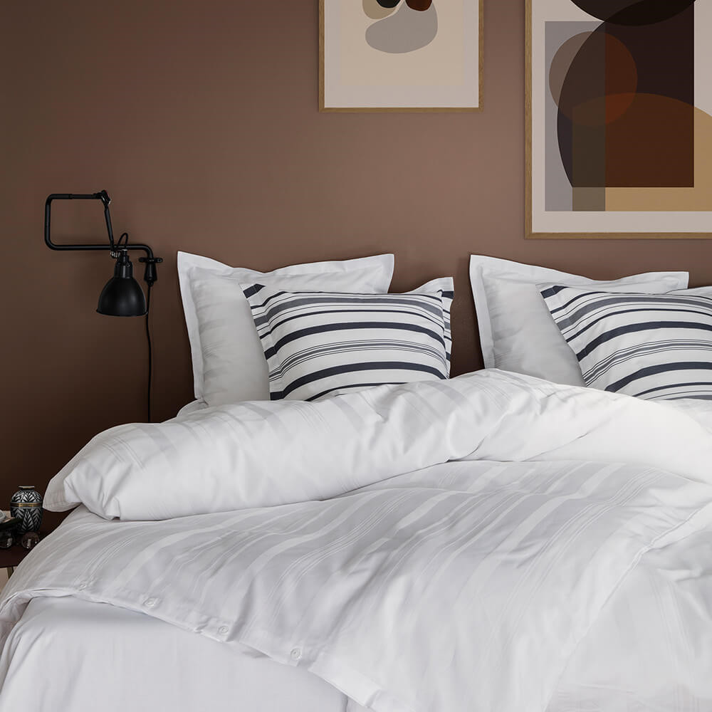OLDER bed linen White