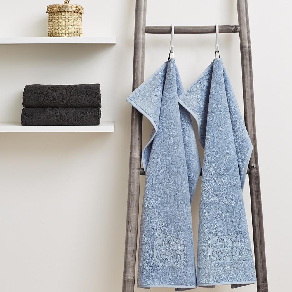 Gæstehåndklæder Str. 40X70