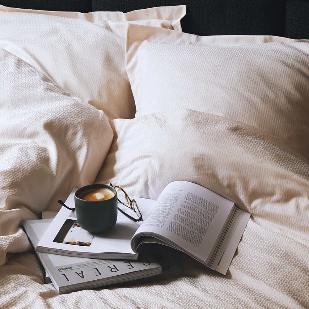 YPSILON sängkläder Creme