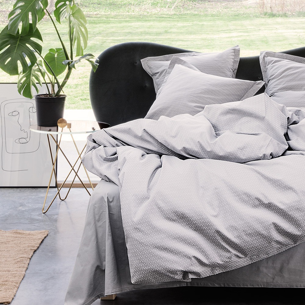 YPSILON sengetøj Grey