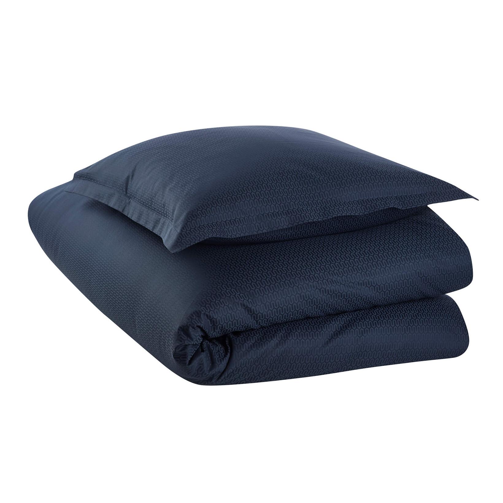 YPSILON sängkläder Navy Blazer