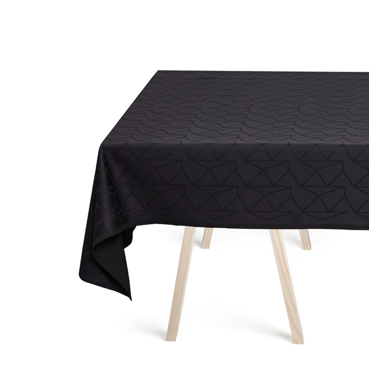 ARNE JACOBSEN tablecloths Antracit