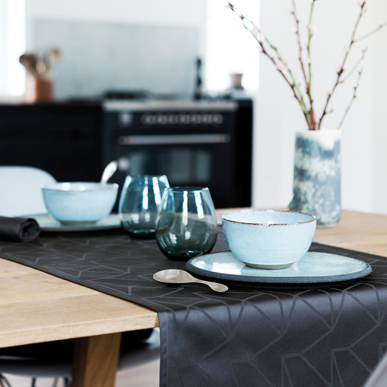 ARNE JACOBSEN table runners Antracit