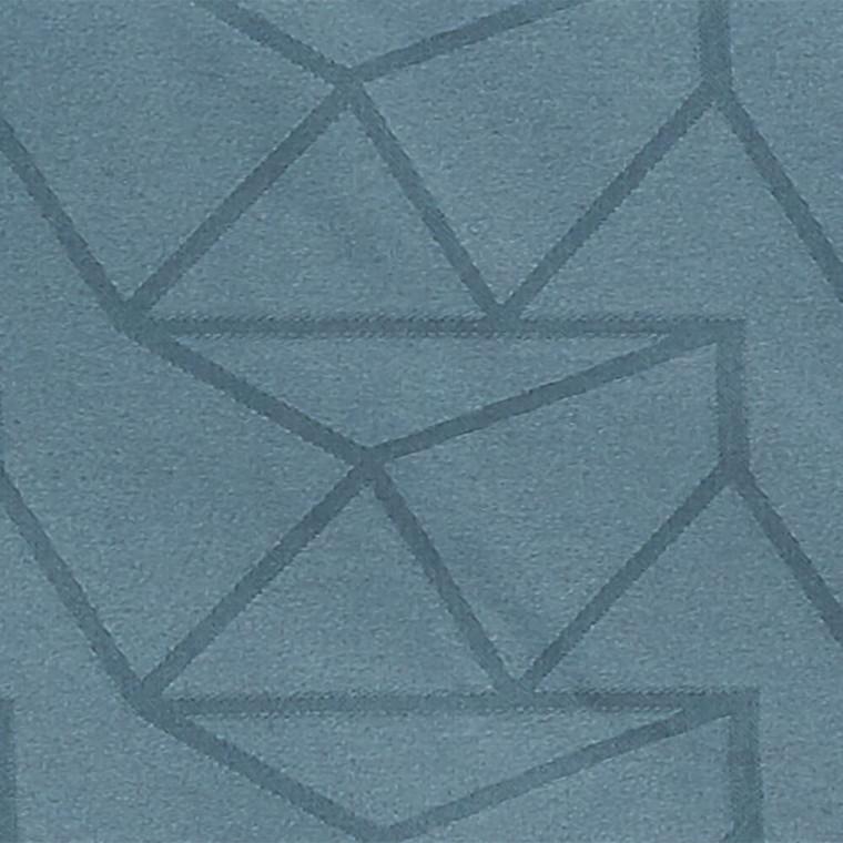 ARNE JACOBSEN damastduk Dusty Blue