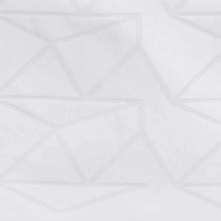 ARNE JACOBSEN damastduk White