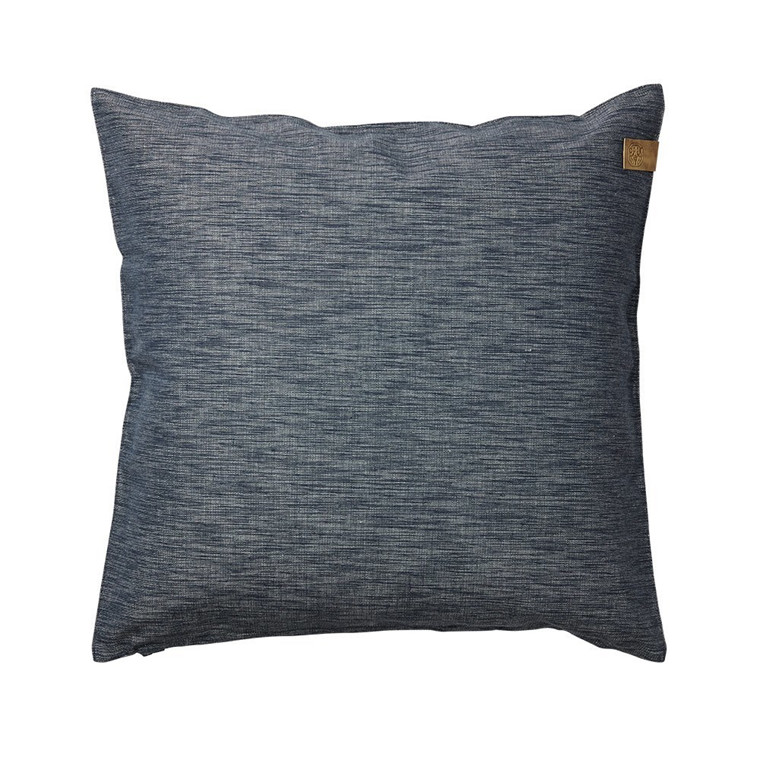 BASE cushion Dappled Blue