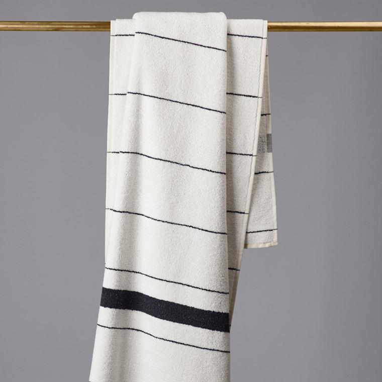 STRIPE badehåndklæder